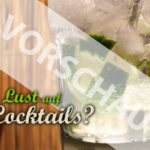 Einladungskarte 18. Geburtstag Cocktailparty: Vorderseite