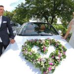 Hochzeit: Historisch trifft Modern